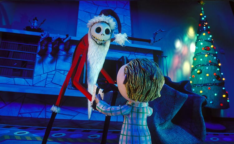 Foto aus Tim Burton's Nightmare before Christmas